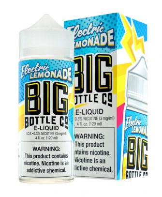 Best EJuice   Big Bottle Co 120mL for only $24 95